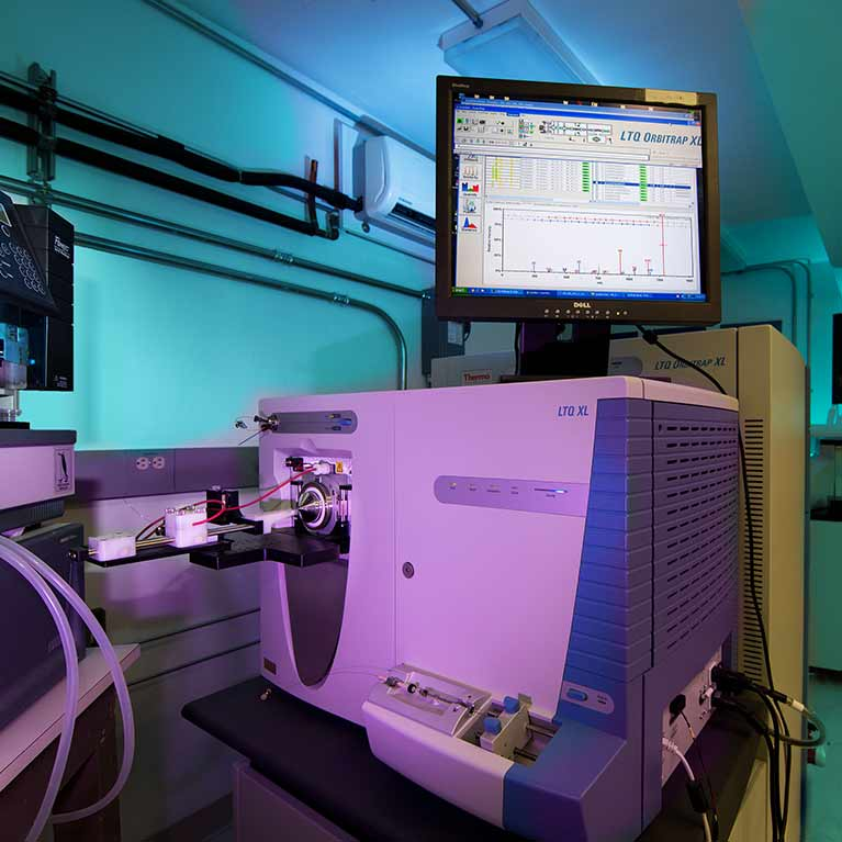 Mass Spectrometry Core