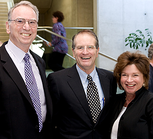 Irwin M. Jacobs, William R. Brody, and Marsha A. Chandler
