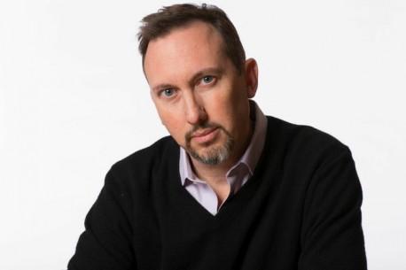 Reuben Shaw, director of Salk's Cancer Center