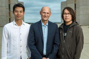 Hsin-Kai (Ken) Liao, Juan Carlos Izpisua Belmonte and Fumiyuki Hatanaka