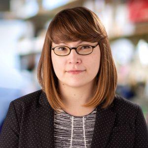 Salk Assistant Professor Dannielle Engle