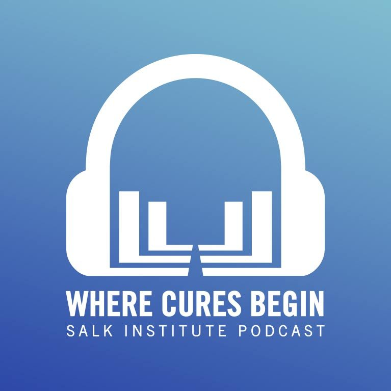 Where Cures Begin podcast logo