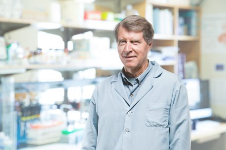 Salk Professor Dave Schubert