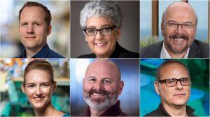 Harnessing Plants Initiative leadership team